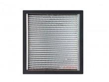 木框铝箔隔板高效过滤器