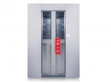 自动感应平移门不锈钢内藏式风淋室