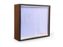 HS木框纸隔板高效过滤器
