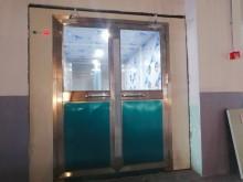 东莞市海陆通实业有限公司多人双吹风淋室完工