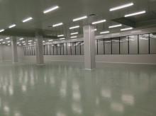 热烈祝贺佛山立高食品厂顺利竣工!