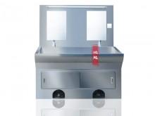 无尘车间洗手池