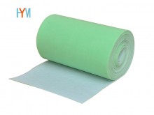 G4针刺绿白过滤棉