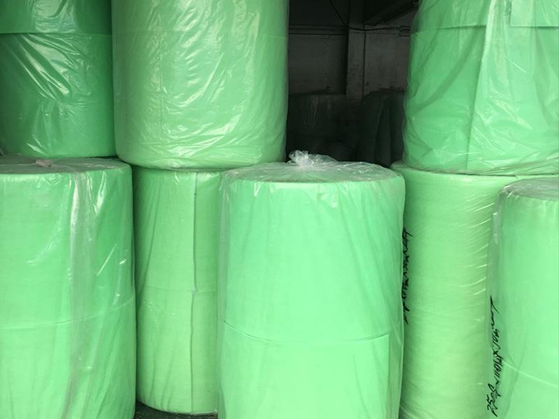G4初效绿白棉